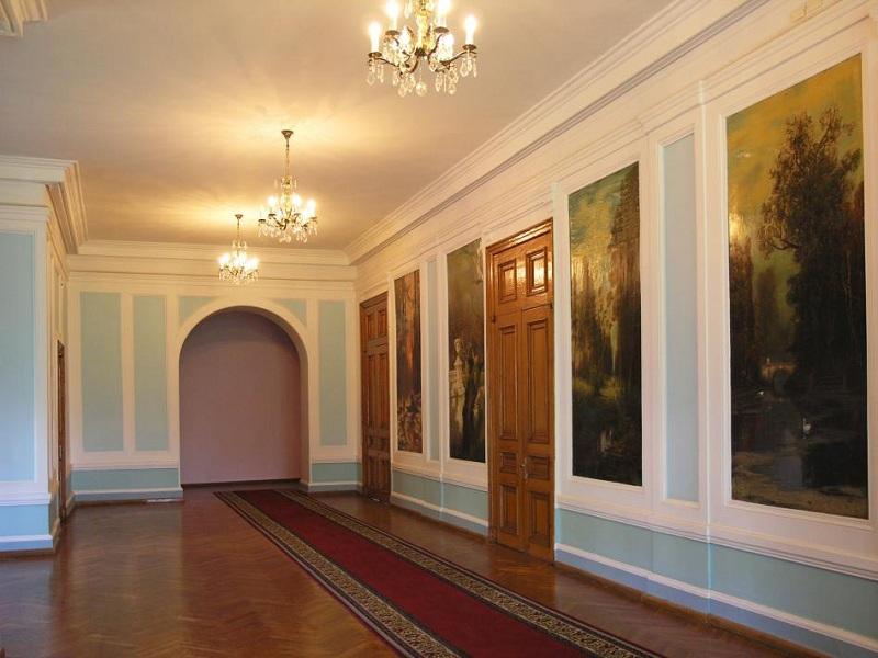 Дом-музей Кузнецова внутри
