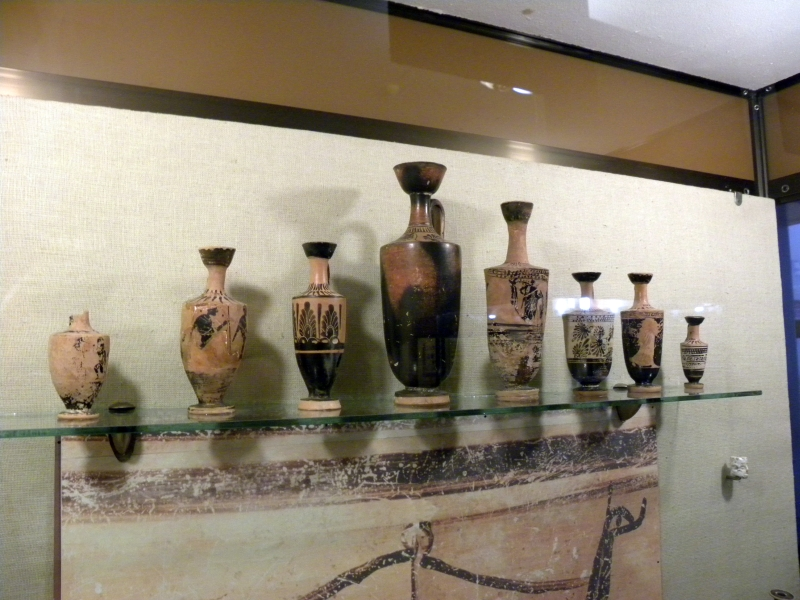 Историко-археологический музей внутри