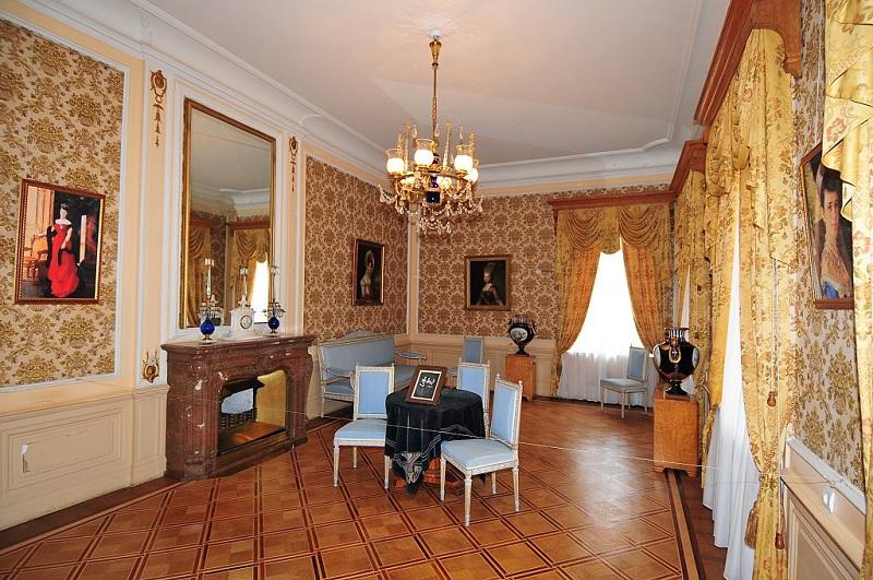 Массандровский дворец внутри