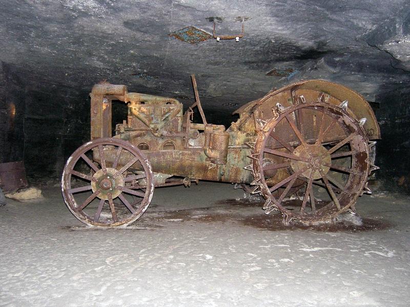 Музей обороны Аджимушкайских каменоломен внутри