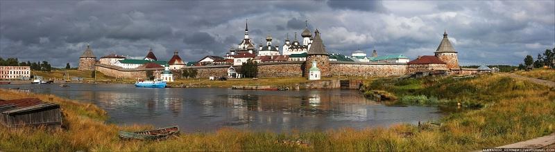 Соловецкий Кремль