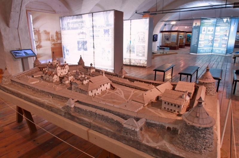 Соловецкий музей