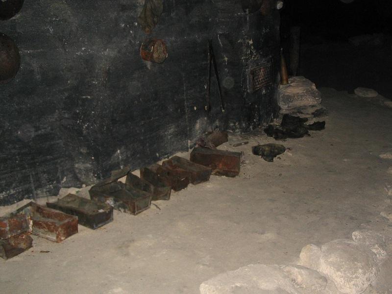 Аджимушкайские каменоломни внутри