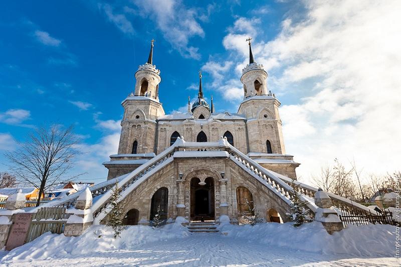 Быково церковь