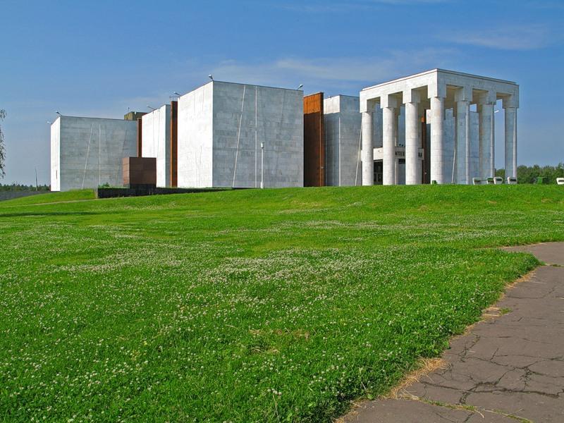 Горки Ленинские музей