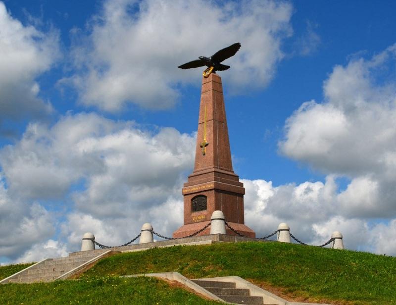 Музей-заповедник Бородино вид