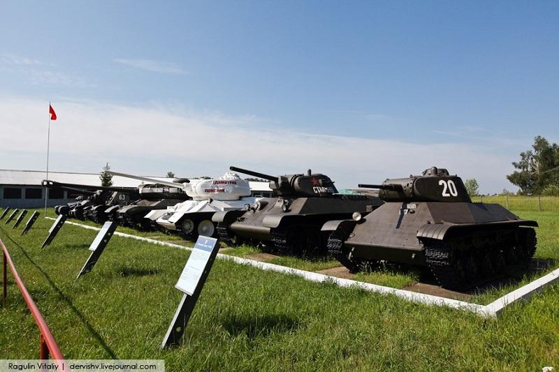 Музей бронетанкового вооружения