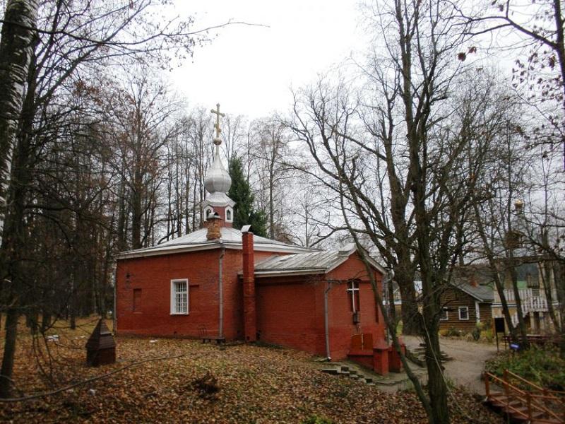 Усадьба Мураново церковь