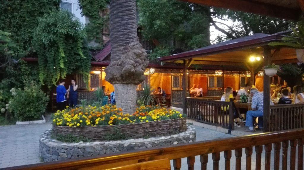 Ресторан Нартаа