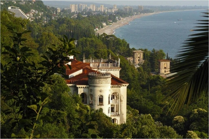 Гагра Абхазия