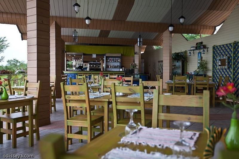 Лазаревское кафе