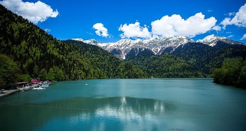 Рица абхазия