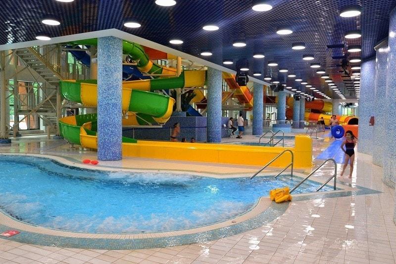 Газпром аквапарк