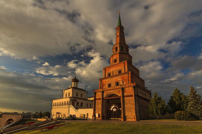 Башня Сюмбике