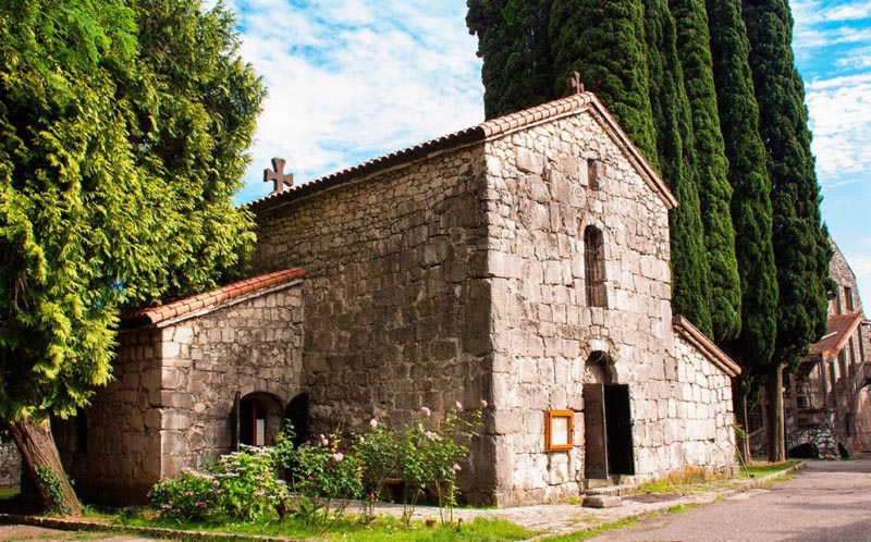 Крепость Аббата