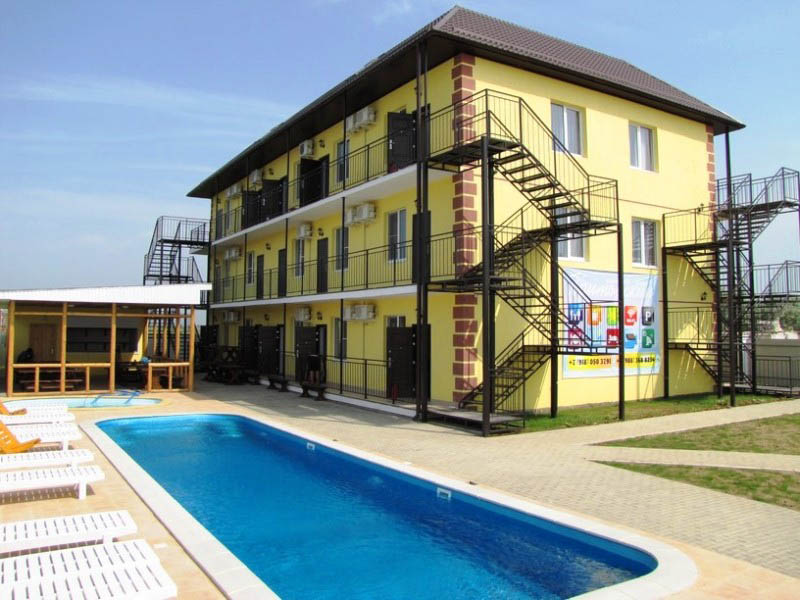 Голубицкая отель