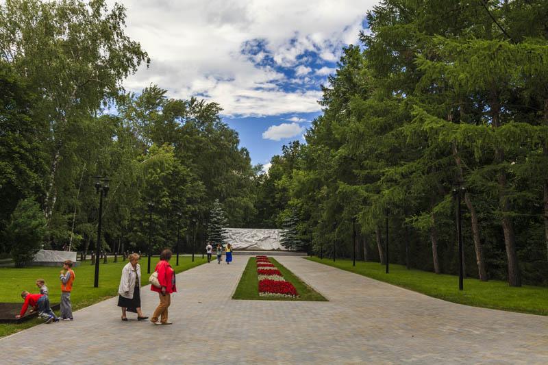 Центральный парк казань