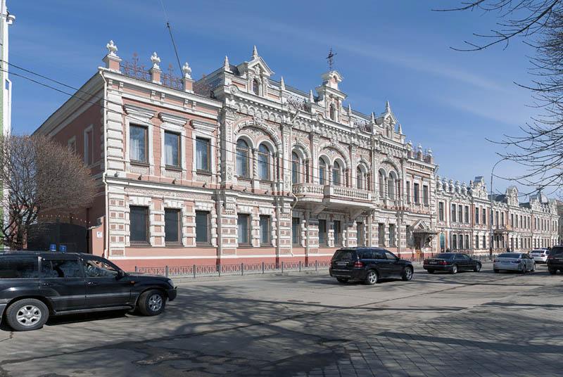 Особняк Богарсукова