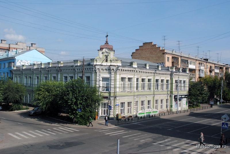 Гостиница Новая Россия