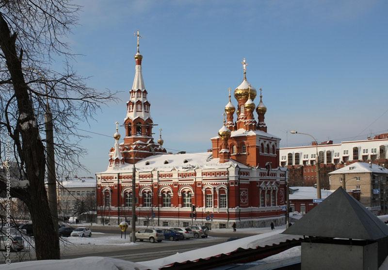 Вознесенско-феодосийская церковь