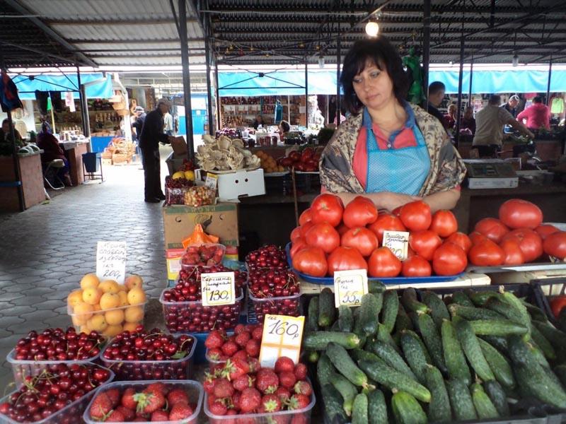 ПРиморско-Ахтарск рынок