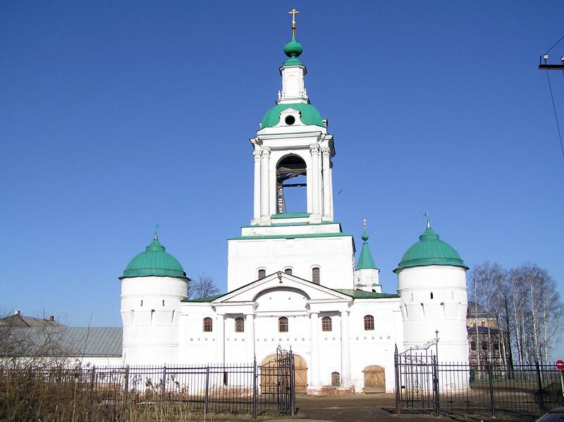Авраамиево-Богоявленский монастырь