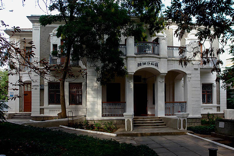 Саки Историко-Краеведческий музей