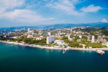 Все о недорогом отдыхе в Сочи с детьми: выбор места, еда, развлечения, пляжи (цены на год)