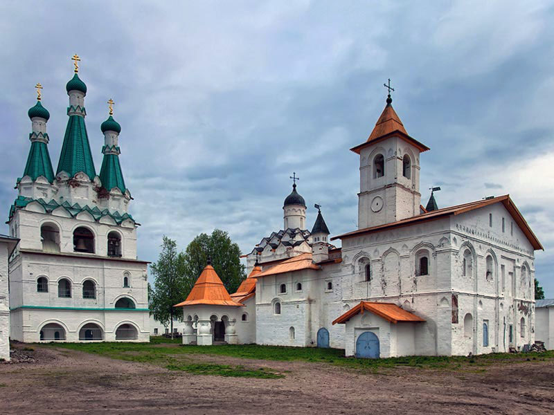 Александро-Свирский мужской монастырь