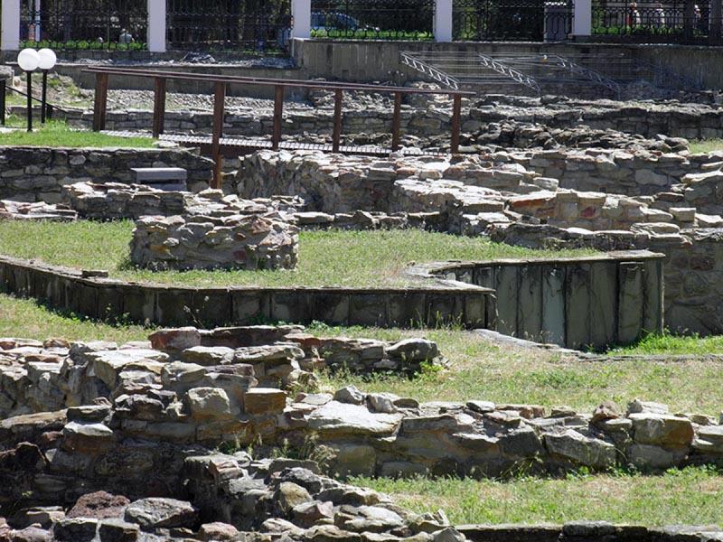 Анапский Археологический музей-заповедник «Горгиппия»