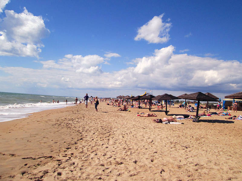 Благовещенская пляж