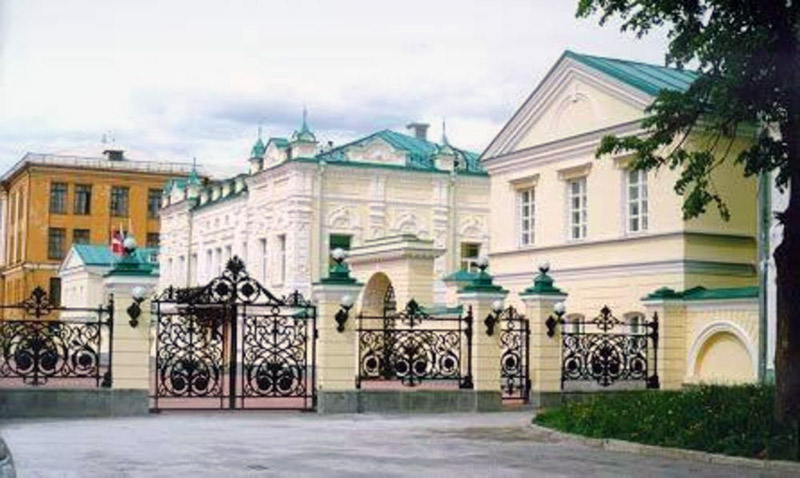 Усадьба купца Тарасова