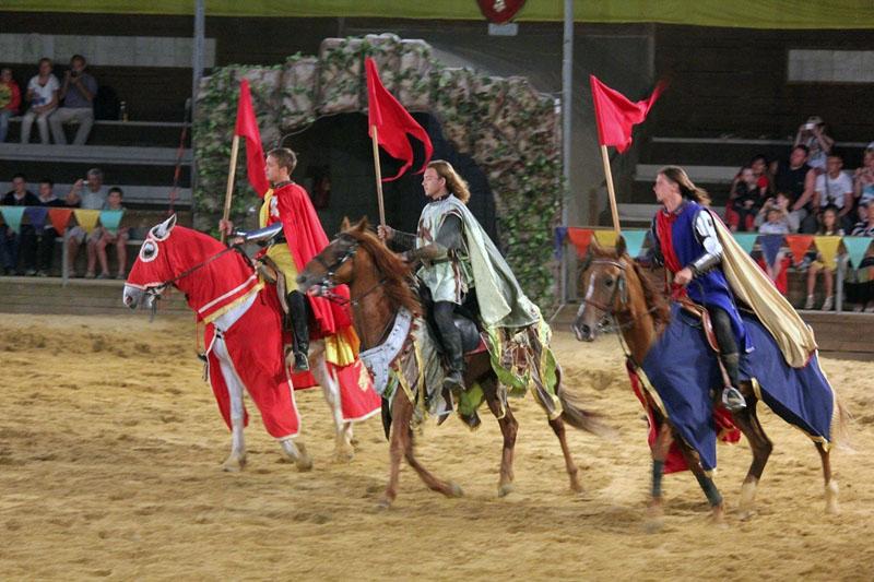 Рыцарский турнир в замке «Львиная Голова»