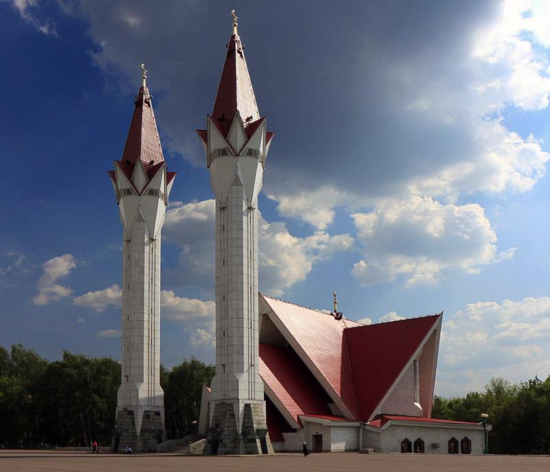 мечеть ляля тюльпан