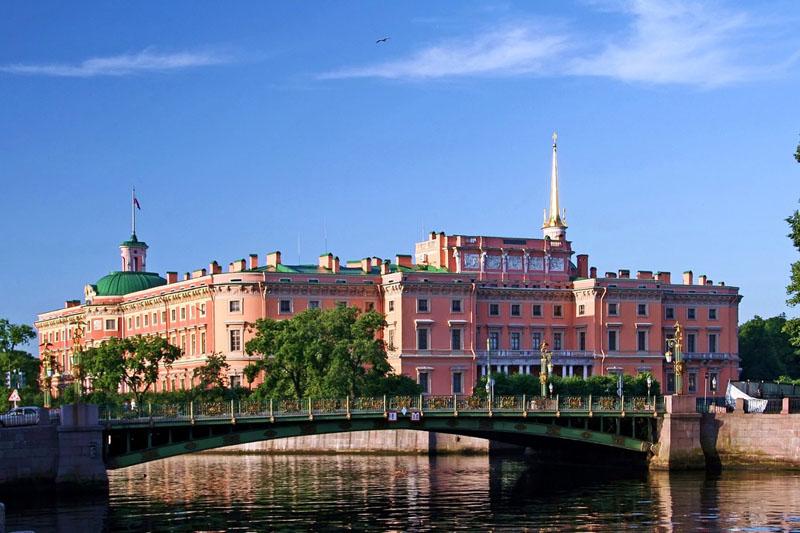 Михайловский(Инженерный) замок