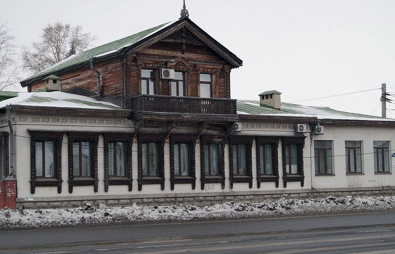 Дом В.Г.Жуковского