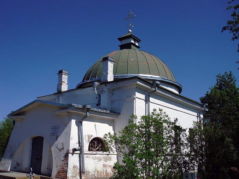 Церковь Алексия, человека Божия