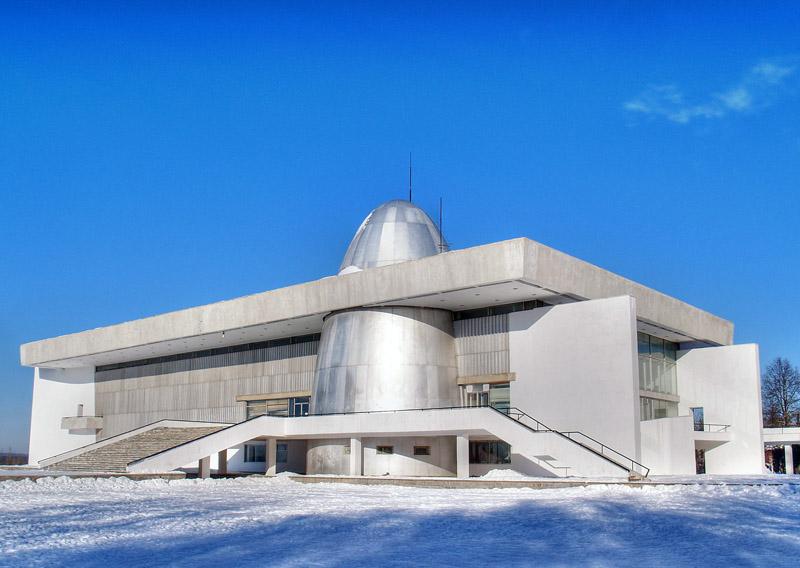 Музей истории космонавтики К. Э. Циолковского