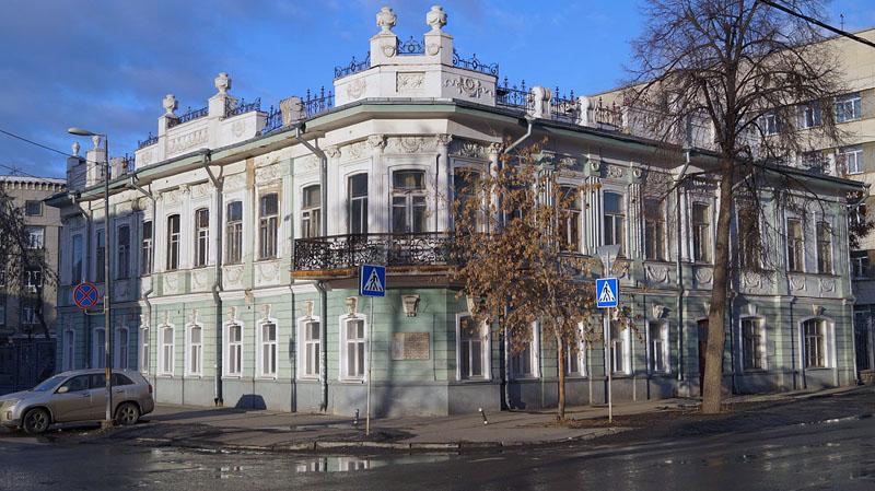 Особняк М.П.Архипова
