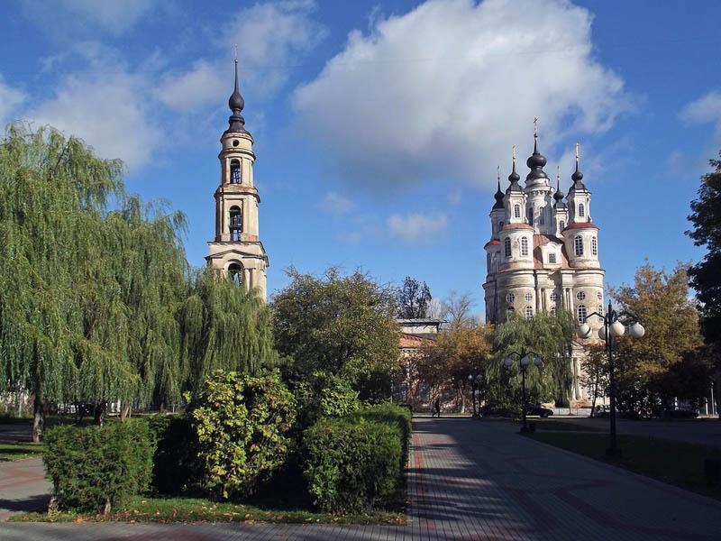 Церковь Космы и Дамиана