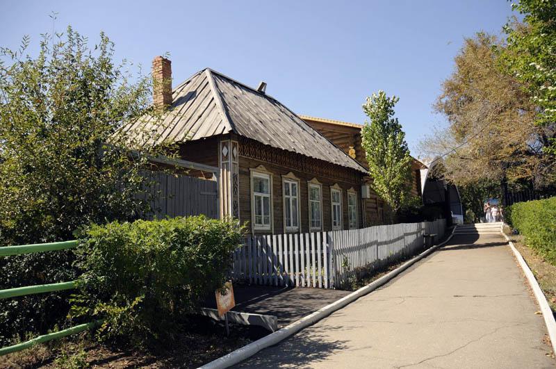 Этнографическая деревня