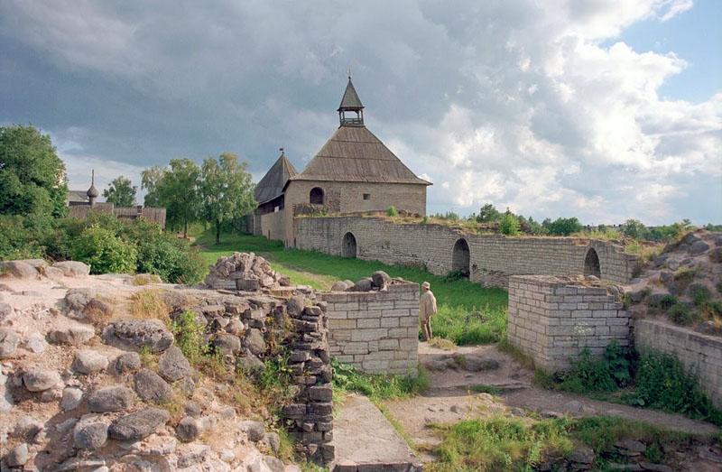 """Музей-заповедник """"Старая Ладога"""""""