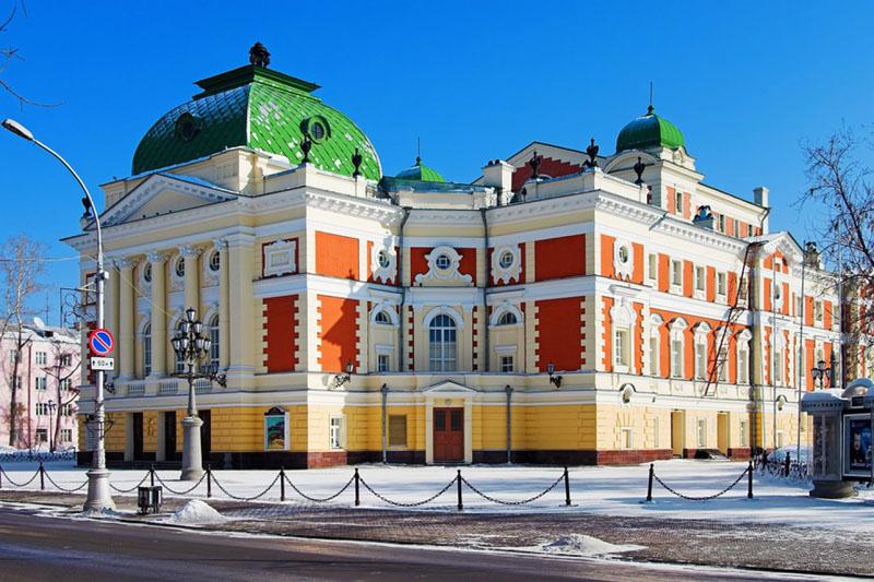 Иркутский драмтеатр