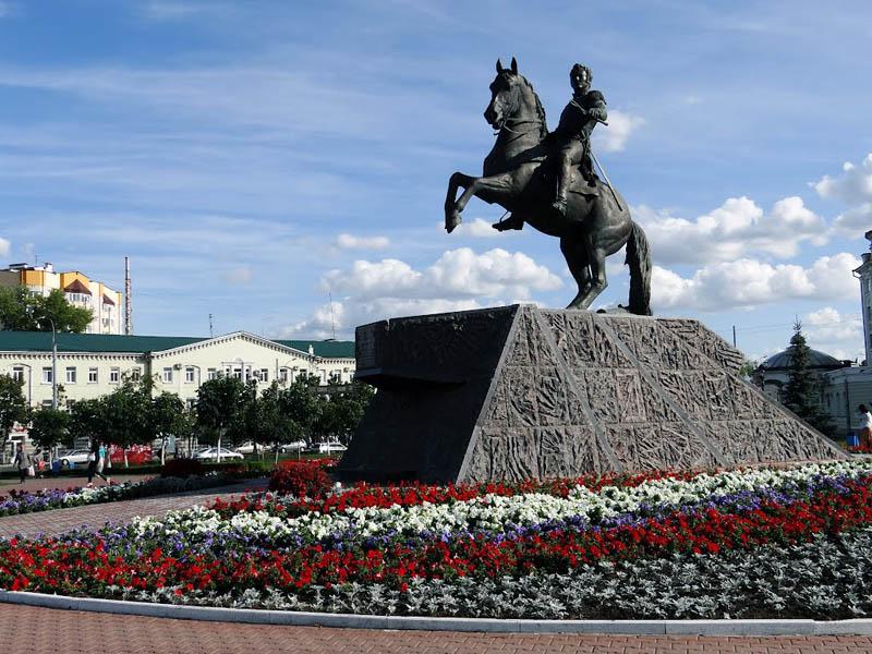 Памятник Алексею Петровичу Ермолову