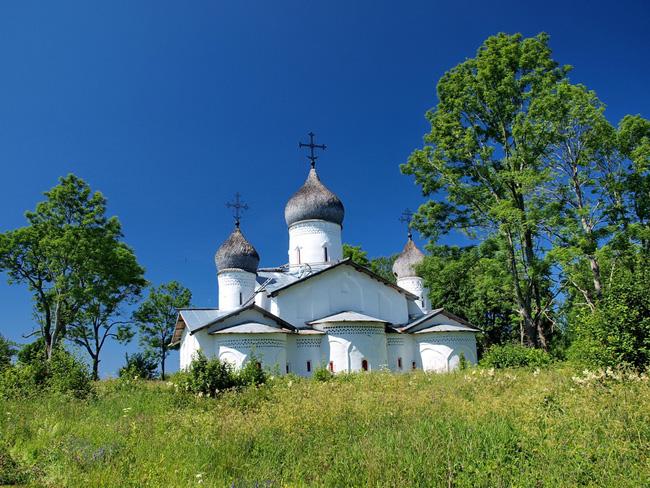 Доможирка - Церковь Святой Троицы