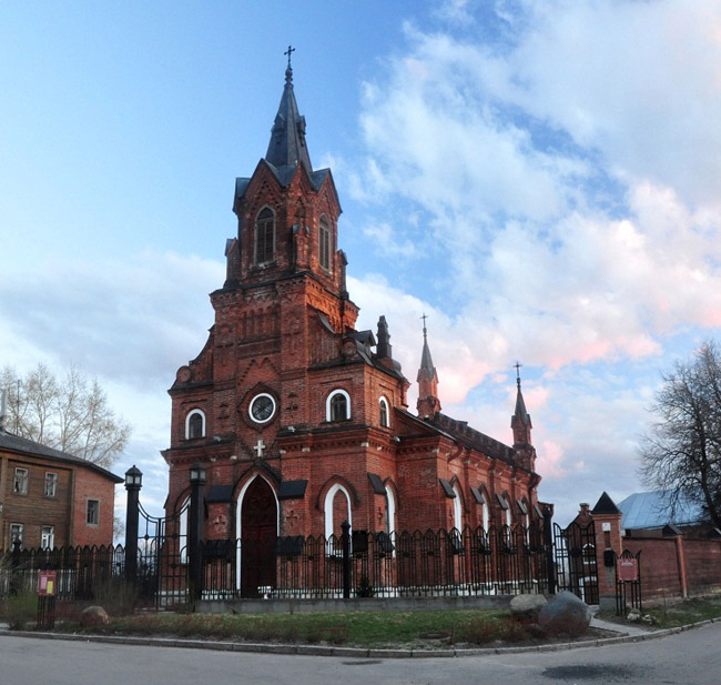 Костел Святого Розария