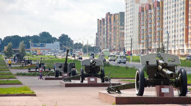 Курск: достопримечательности города