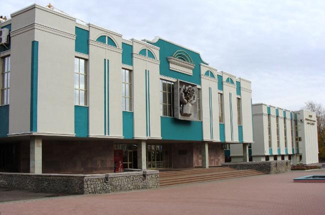 Музей изобразительных искусств имени Эрьзи