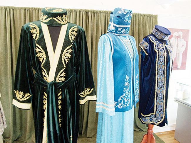 Коллекции национального музея Татарстана