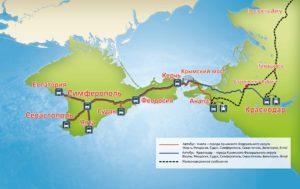 Как добраться до Крыма на поезде из Москвы, Петербурга и не только в 2020 году